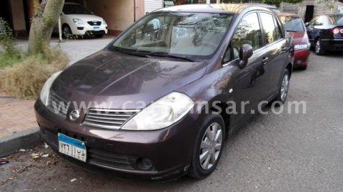 2008 Nissan Tiida 1.5 dCi
