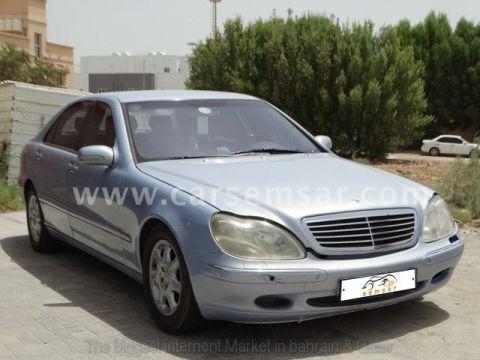 2000 Mercedes-Benz S-Class S 500