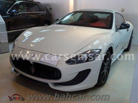 2015 Maserati Gran Turismo S