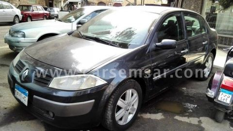 2005 Renault Megane 1.4 Authentique