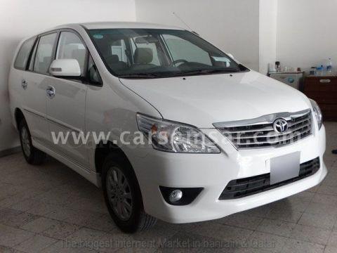 2013 Toyota Innova 2.7