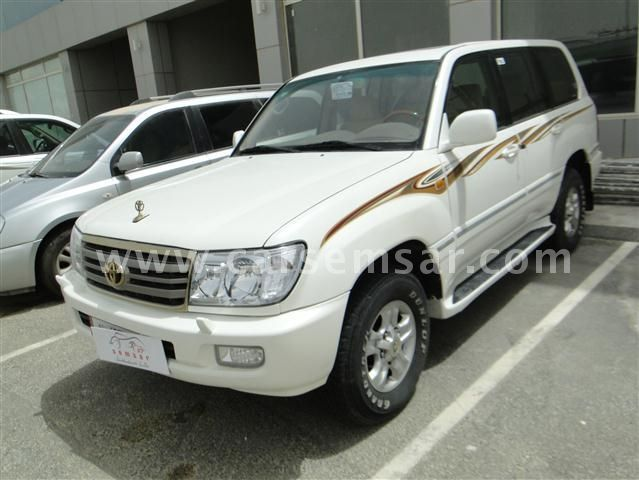 2007 Toyota Land Cruiser VXR For Sale In Qatar   New And Used Cars For Sale  In Qatar