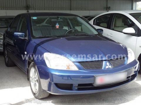 2011 Mitsubishi Lancer 1.6 GLX