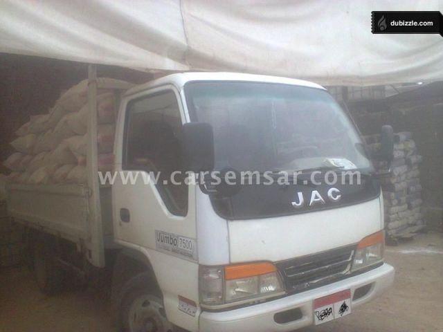 2011 JAC Pickup Truck