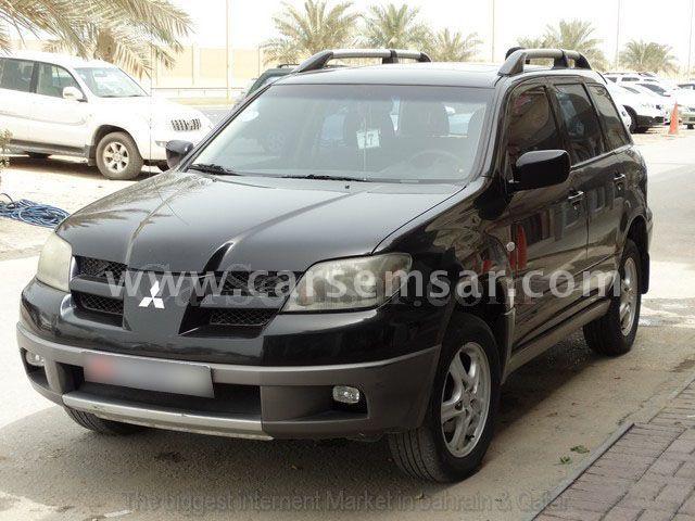 2003 Mitsubishi Outlander 2.4