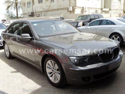 2008 BMW 7-Series 730i