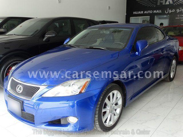 2010 Lexus IS Is 300C