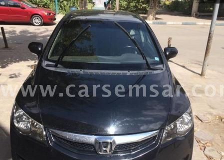 2009 Honda Civic 1.6i ES