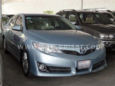 2013 Toyota Camry GLX