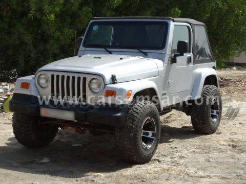 2006 Jeep Wrangler 3.0 Sport