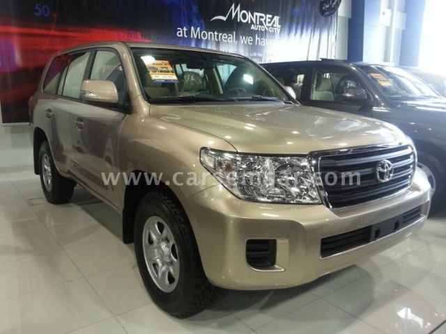 2015 Toyota Land Cruiser GX