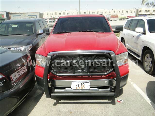 2012 dodge ram 1500 rt for sale in qatar new and used cars for sale in qatar. Black Bedroom Furniture Sets. Home Design Ideas