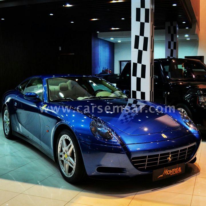 8 Ferrari 612 Scaglietti: 2006 Ferrari 612 Scaglietti For Sale In Bahrain