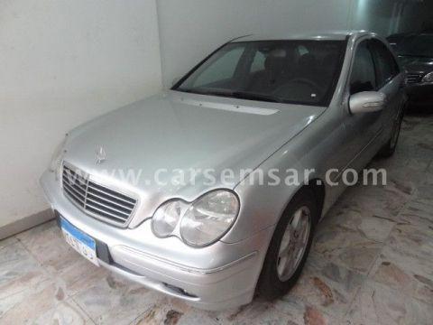 2004 Mercedes-Benz C-Class C 180