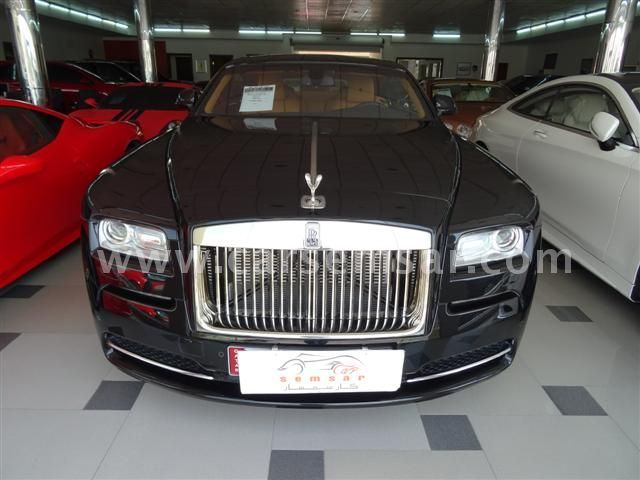 2015 Rolls-Royce Silver Wraith II