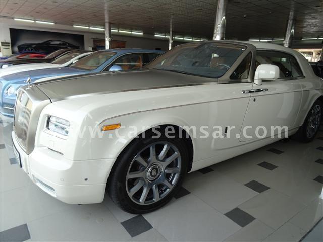 2013 Rolls-Royce Phantom V12