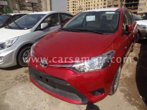 2015 Toyota Yaris 1.5
