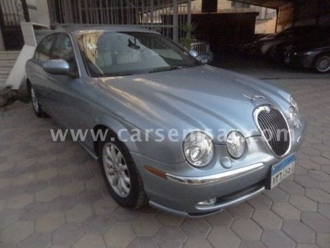 2004 Jaguar S-Type 2.5 V6