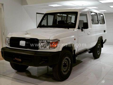 2015 Toyota Land Cruiser 4.5