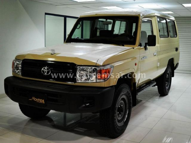 2015 Toyota Land Cruiser 4.5