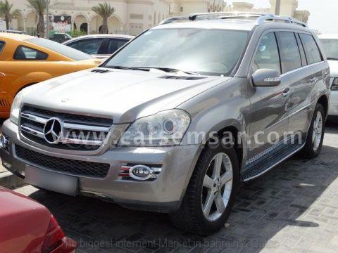 2007 Mercedes-Benz GL-Class GL 500