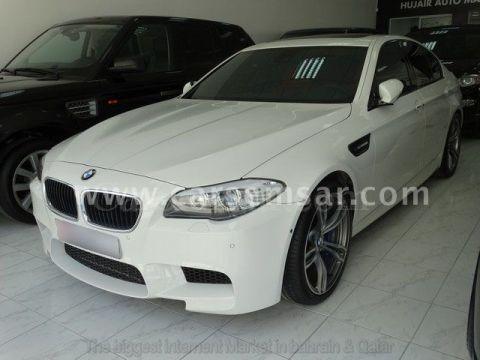 2012 BMW M5 V10