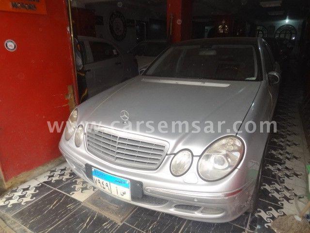 2006 Mercedes-Benz E-Class E 350 Classic