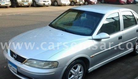 2002 Opel Vectra GTS 1.6