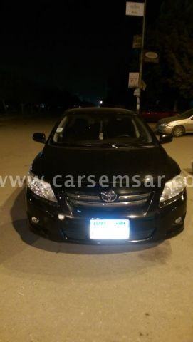 2009 Toyota Corolla 1.6 Advanced m-mt