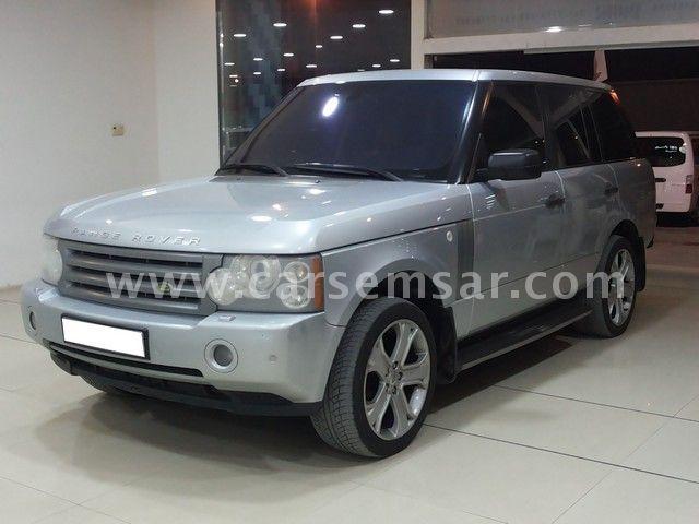 2009 Land Rover Range Rover HSE