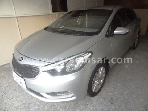 2014 Kia Cerato 1.6