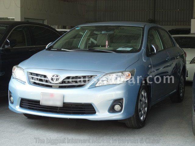 2011 Toyota Corolla XLi 1.6