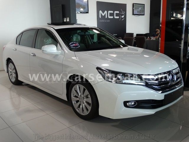 2015 Honda Accord 3.5 V6