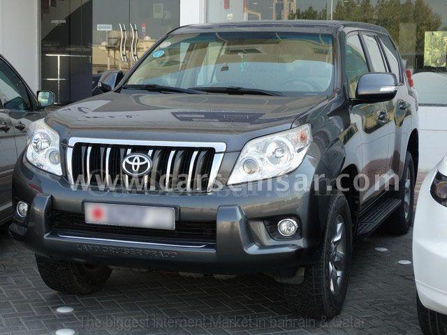 2011 Toyota Prado TXL