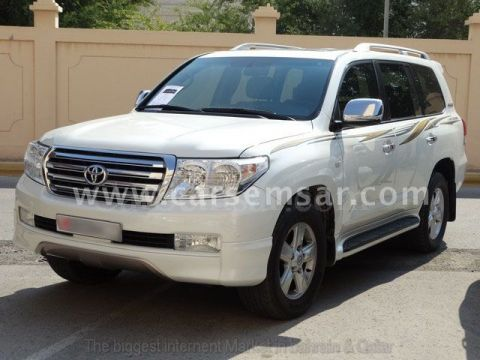 2011 Toyota Land Cruiser VXR