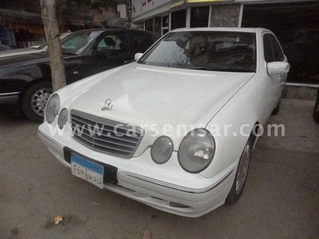 2001 Mercedes-Benz E-Class E 240