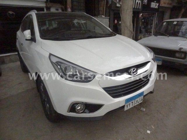 2015 Hyundai IX 35
