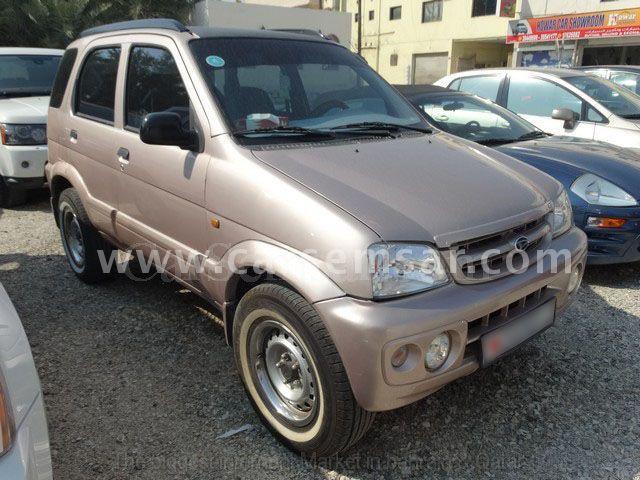 2003 Daihatsu Terios 1.3