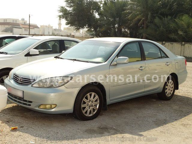 2004 Toyota Camry GLi