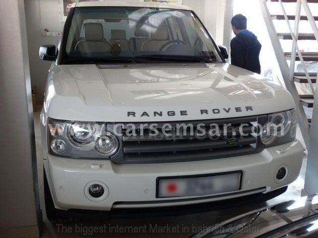 2007 Land Rover Range Rover 4.4 HSE