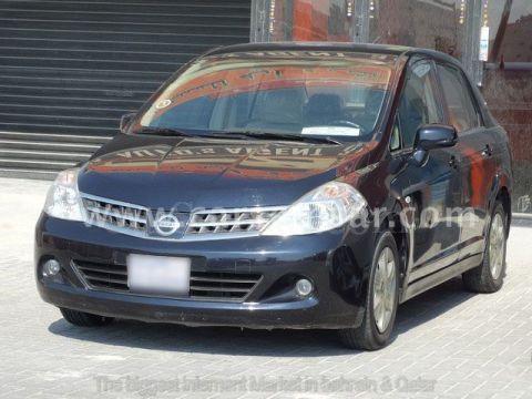 2009 Nissan Tiida 1.6