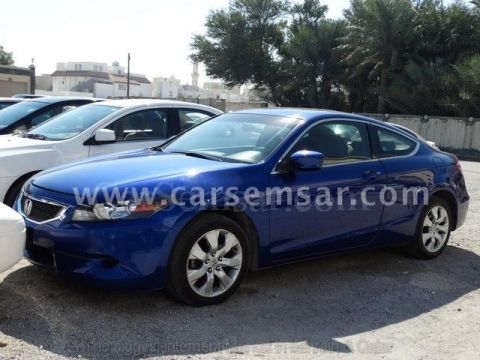 2009 Honda Accord Coupe 2.4 EX