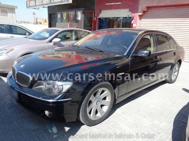 2007 BMW 7-Series 750 Li