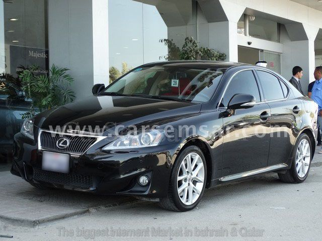 2012 Lexus IS 300