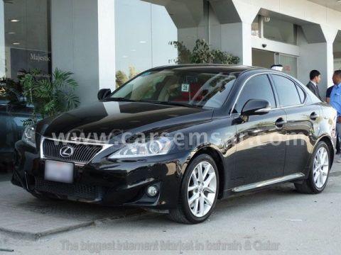 2012 Lexus IS 300