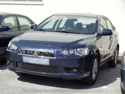 2010 Mitsubishi Lancer 1.6 GLS