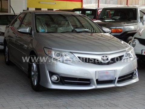 2012 Toyota Camry GLX
