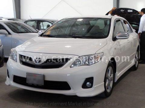 2013 Toyota Corolla GLi 1.8