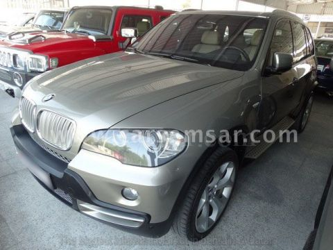 2009 BMW X5 4.8 IS