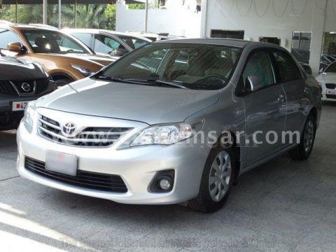 2011 Toyota Corolla XLi 1.8